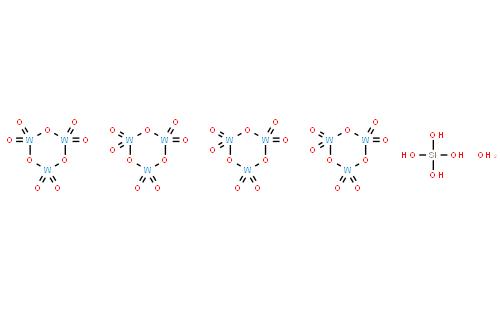 钨硅酸 水合物