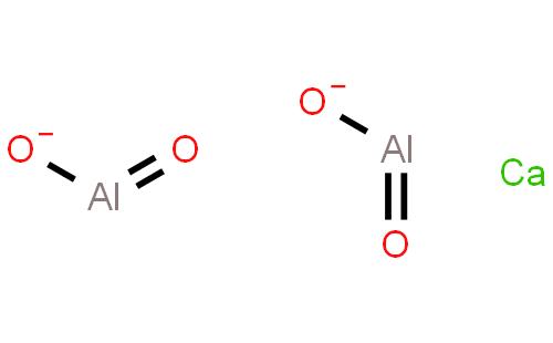 铝酸钙结构式