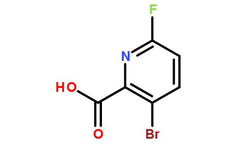 3-Bromo-6-fluoropicolinic acid