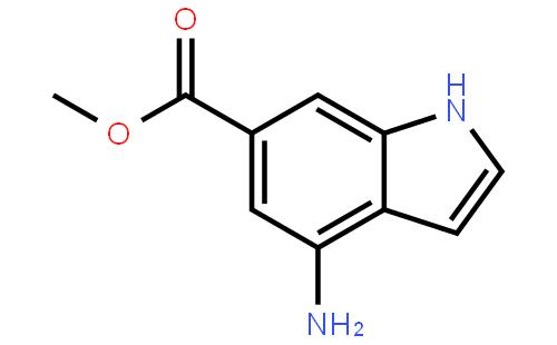 1H-Indole-6-carboxylicacid, 4-amino-, methyl ester