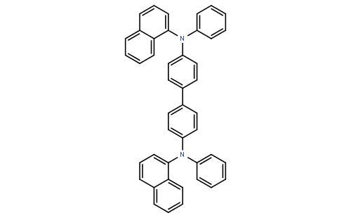 N,N'-二苯基-N,N'-(1-萘基)-1,1'-联苯-4,4'-二胺
