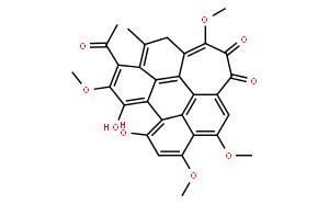 Hypocrellin B