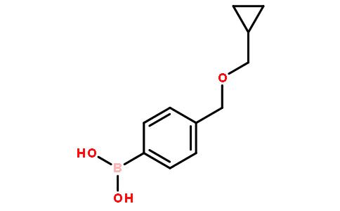 基甲氧基)甲基苯硼酸(cas:1256358-62-9)