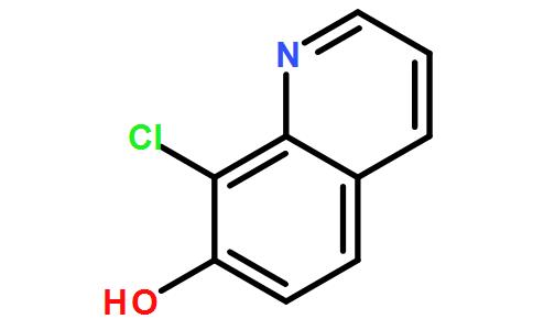 7-羟基-8-氯-喹啉