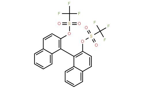 <i>R</i>-(-)-1,1'-二-2-萘酚双(三氟甲磺酸酯)