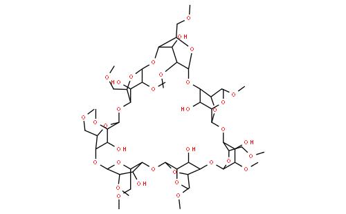 甲基-β-环糊精