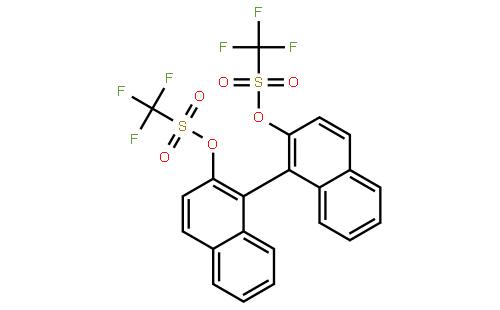 <i>S</i>-(+)-1,1'-二-2-萘酚双(三氟甲磺酸酯)