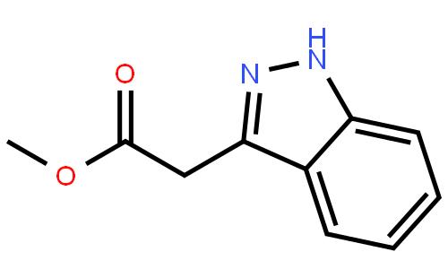 1H-Indazole-3-acetic acid, Methyl ester
