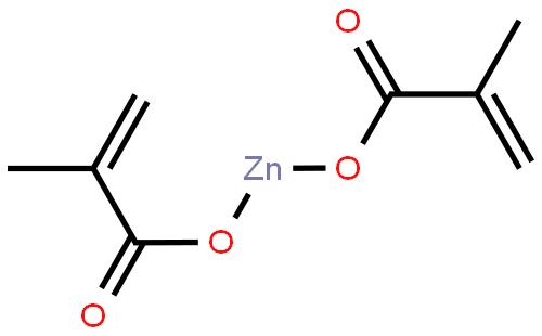 甲基丙烯酸锌结构式