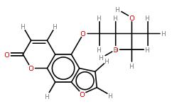 水合氧化前胡素