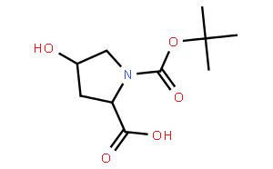 (2R,4R)-N-Boc-4-hydroxypyrrolidine-2-carboxylic acid