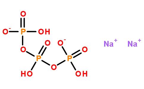 三聚磷酸钠结构式