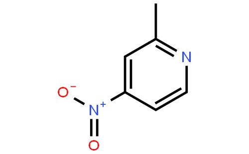 2-甲基-4-硝基吡啶