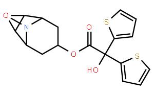 2-(2-噻吩基)乙醇酸东莨菪酯