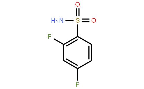 2,4-Difluorobenzenesulfonamide