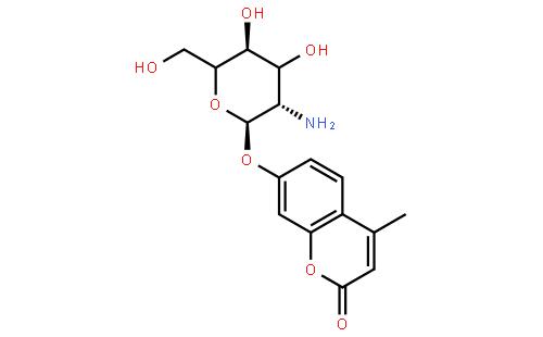 酮基 2-氨基-2-脱氧-alpha-d-吡喃葡萄糖苷(cas:137687-00-4) 结构式