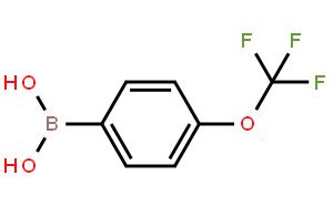 4-(三氟甲氧基)苯硼酸