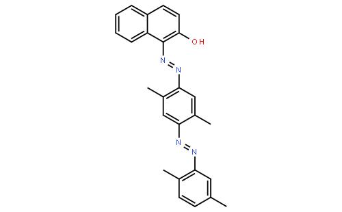 1-[[4-[(二甲基苯基)偶氮]二甲基苯基]偶氮]-2-萘酚