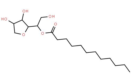 山梨醇酐月桂酸酯