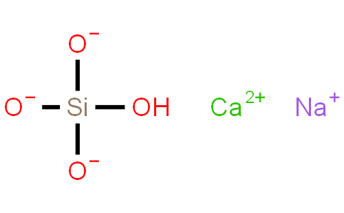 硅酸钠结构式