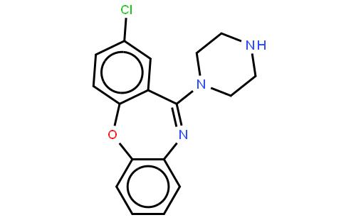 阿莫沙平结构式  查看大图 cas:14028-44-5 分子式:c17h16n3ocl 分子