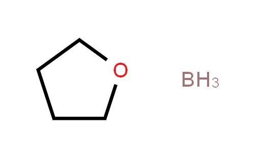 硼烷四氢呋喃络合物结构式