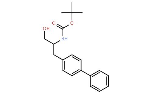 (R)-tert-butyl (1-([1,1'-biphenyl]-4-yl)-3-hydroxypropan-2-yl)carbaMate
