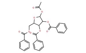 1-乙酰基-三-苄氧基-罗伯糖