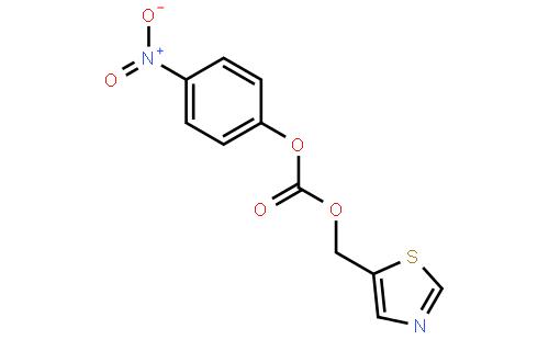 ((5-噻唑基)甲基)-(4-硝基苯基)碳酸酯