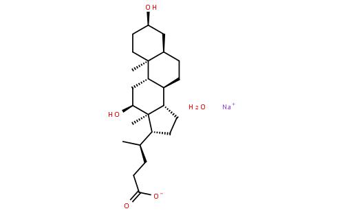 脱氧胆酸钠,一水合物