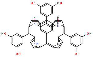 5,10,5,20-四(3,5-二羟苯基)卟啉