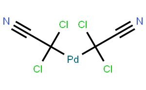 双(乙腈)氯化钯(II)