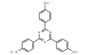 (1,3,5-tris-(4-aminophenyl)triazine