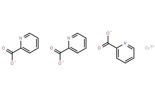 吡啶甲酸铬结构式