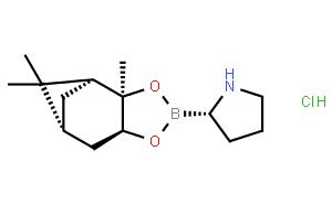 (S)-2-吡咯烷硼酸蒎烷二醇酯盐酸盐