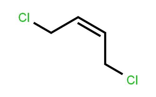 顺式1,4-二氯-2-丁烯(cas:1476-11-5) 结构式图片