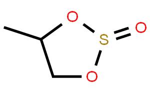 4-甲基-1,3,2-二氧硫杂环己烷2-氧化物