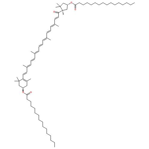 辣椒红结构式