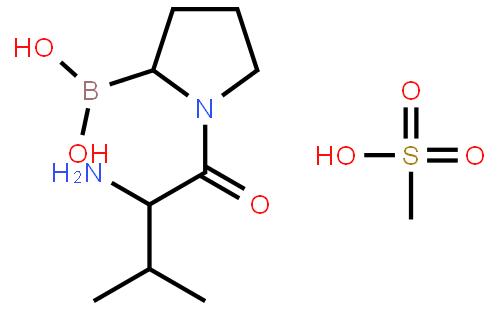 Talabostat 甲磺酸盐结构式