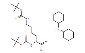 N,N'-二叔丁氧羰基-L-賴氨酸二環己胺鹽