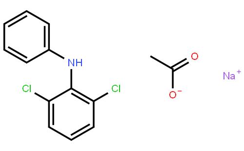 双氯芬酸钠(15307-79-6)