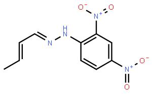 巴豆醛2,4-二硝基苯腙