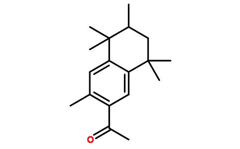 吐纳麝香结构式