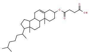 琥珀酸胆固醇氰酯