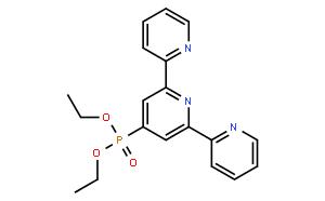 Diethyl-4-phosphonte-2,2':6',2''-terpyridine