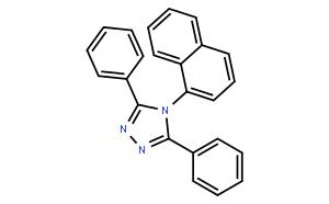 4-(Naphthalen-1-yl)-3,5-diphenyl-4H-1,2,4-triazole