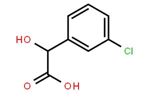间氯扁桃酸