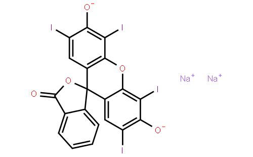 四碘熒光素鈉鹽