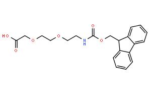 8-[(9H-芴-9-基甲氧基)羰氨基]-3,6-二氧杂正辛酸