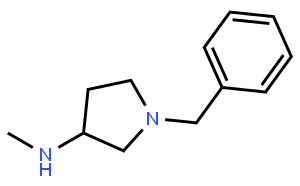 (3S)-(+)-1-苄基-3-(甲氨基)吡咯烷